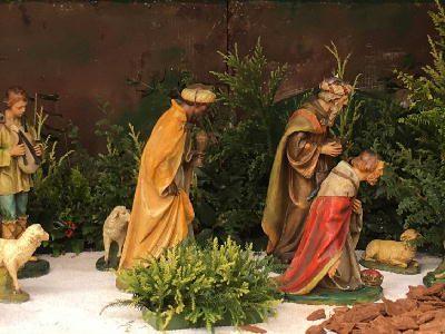 主のご降誕をお祝いいたします!