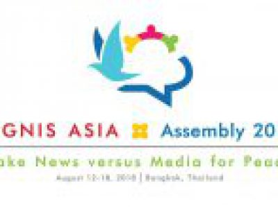 SIGNIS ASIA ASSEMBLY 2018 シグニスアジア会議(8/13~8/17)